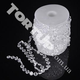 Лента Стразы кристаллы 1м