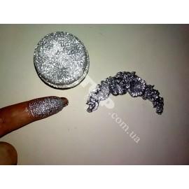 Кандурин Античное серебро с блёстком 100г