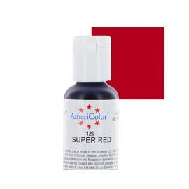 Гелевая краска AmeriColor супер красный (Super Red)