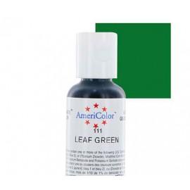Гелевая краска AmeriColor зелёный лист (Leaf Green)