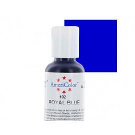 Гелевая краска AmeriColor королевский синий (Royal Blue)