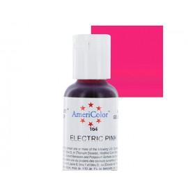 Гелевая краска AmeriColor электрик розовый (Electric Pink)