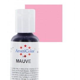 Гелевая краска AmeriColor розово-лиловая (Mauve)
