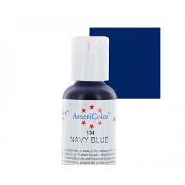 Гелевая краска AmeriColor темно синий (Navy Blue)