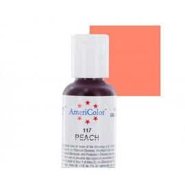 Гелевая краска AmeriColor персик (Peach)