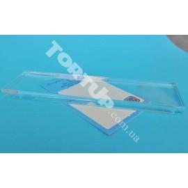 Блок акриловый для штампов 15*4см