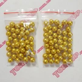 Драже золото 1-2мм 20 г
